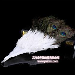 羽毛饰品定制-华旭饰品优质供应商(在线咨询)羽毛饰品图片