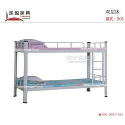 连盈家具两层高低床连接处长期使用会越卡越紧图片