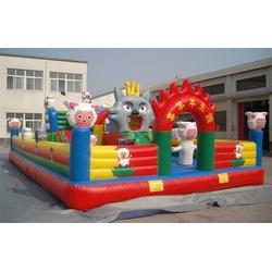 金狮王子游乐设备,儿童充气城堡赚钱么,充气城堡图片