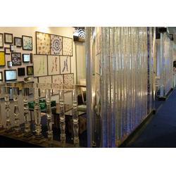 興今成玻璃(圖)_酒吧水晶柱_福州水晶柱圖片