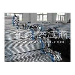 大棚热镀锌钢管图片