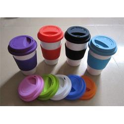 硅胶杯盖-富达橡塑-日照硅胶杯盖图片