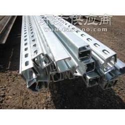 太阳能光伏支架C型钢厂家供应规格大全图片