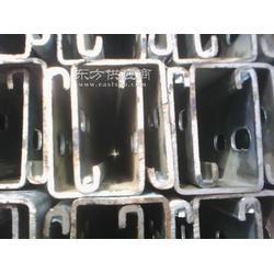 光伏支架内卷边C型钢 专业技术保质保量图片