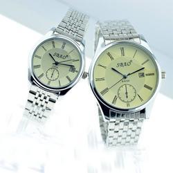 双宝情侣手表(图)、情侣手表、情侣手表图片
