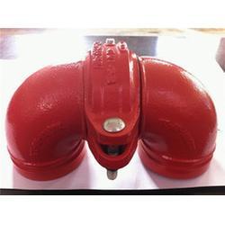 佰特管业(图)|潍坊消防沟槽管件报价|消防沟槽管件图片