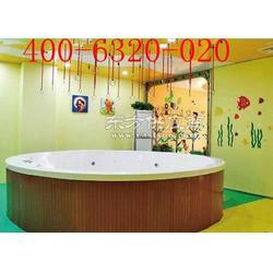 亚克力儿童游泳池生产厂家供大型亚克力一体成型游泳池图片