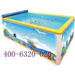 游乐宝室内水上乐园设备厂家打造款式新颖亚克力儿童游泳池图片