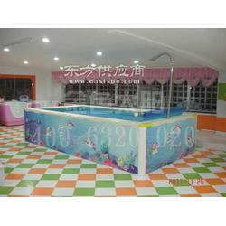 室内豪华高档组装儿童游泳池专业厂家供应直销图片