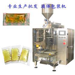 齐博包装设备、调味酱液体自动包装机、白山液体自动包装机图片