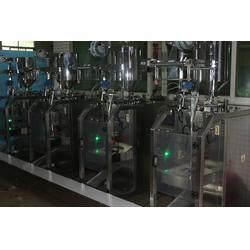 面霜液体气动包装机_宁波液体气动包装机_齐博包装设备(查看)图片