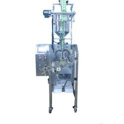 小型洗发水包装机-广州齐博包装设备厂家-洗发水包装机图片