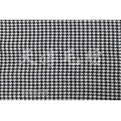格子呢面料50W50化纤 360 g图片