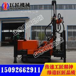 FY200履带式气动水井钻机 200米气动打井机图片