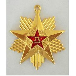 鑫和鑫 广州公司企业徽章定做设计-惠州徽章定做图片