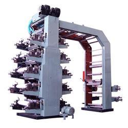 吹膜机印刷机-日强机械-印刷机图片