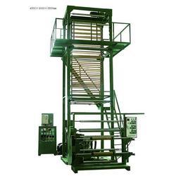 日强机械 吹膜机-吹膜机图片