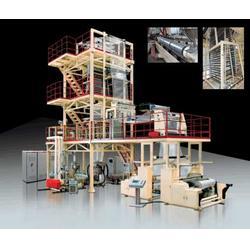 高压吹膜机-吹膜机-日强机械图片