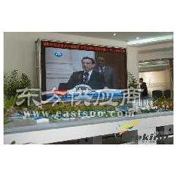 创彩源科技P10LED显示屏成功点亮于雄飞假日大酒店图片
