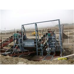 清淤机-三联重工设备-自航绞吸清淤机图片