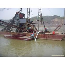 双排斗挖沙船|挖沙船|恒圣矿沙机械(图)图片