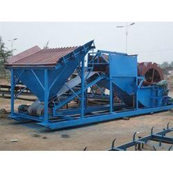 二次洗砂机 恒圣矿沙机械(图) 制沙用洗砂机图片