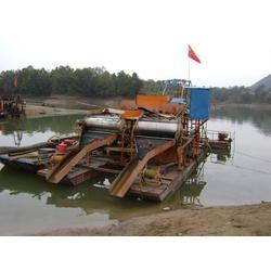 恒圣矿沙机械(多图)吸铁砂船-宁夏铁砂船图片