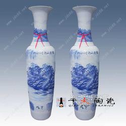 落地大花瓶价优质手绘瓷图片