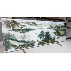 手绘陶瓷壁画厂家直销陶瓷瓷板画图片