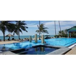 中山桑拿泳池设备-健普达-桑拿泳池设备销售图片
