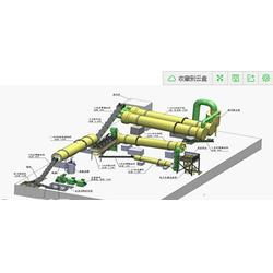 越盛复合肥设备、硅肥肥料设备技术工艺、硅肥肥料设备图片