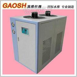 吹瓶冷水机高盛吹瓶专用冷水机5hp风冷冷水机图片
