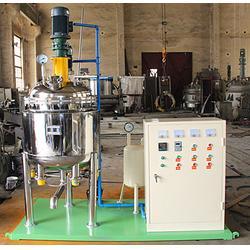 电加热反应釜 1000l-电加热反应釜-莱州建国化机图片