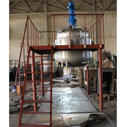 莱州建国化机(图)_不锈钢反应釜_反应釜图片