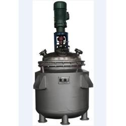 萊州建國化機、江蘇電加熱反應釜、電加熱反應釜圖片