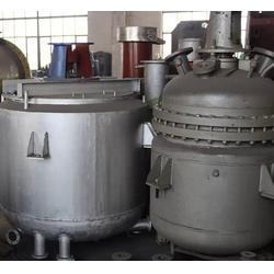 电加热不锈钢反应釜,莱州建国化机,安徽电加热反应釜图片