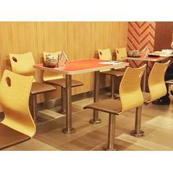 烟台小吃快餐桌椅、烟台小吃快餐桌椅、赛尚快餐桌椅图片