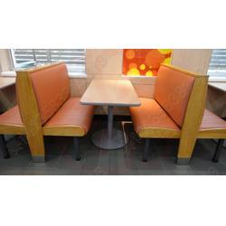 赛尚快餐桌椅(图)_卡座沙发定制_卡座沙发图片