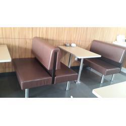 快餐连锁店配套桌椅定做|赛尚快餐桌椅|快餐连锁店配套桌椅图片