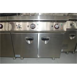 不锈钢橱柜海鲜柜,山西能邦厨业,忻州不锈钢橱柜图片