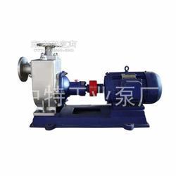 中特水泵厂供应25ZX-3.2-20不锈钢防爆自吸泵离心泵图片