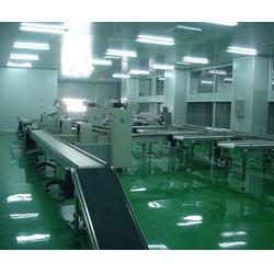 SC食品洁净车间|济南兰桥净化优质低价|菏泽洁净车间图片