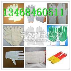 漂白纱线手套 漂白纱线手套生产厂家图片