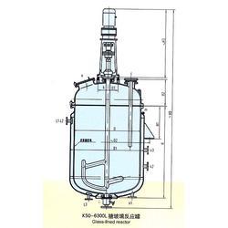 淄博工搪化工设备有限公司|山东搪瓷反应釜厂家|搪瓷反应釜厂家图片