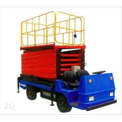 优质车载式液压升降平台-圣科液压-永州车载式液压升降平台图片