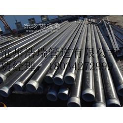 外3PE内熔结环氧复合钢管厂家图片