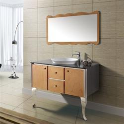 美式落地柜定做、铂丽卫浴精湛技术、莆田美式落地柜图片
