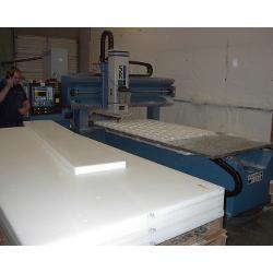 塑料树脂板生产厂家、盛通橡塑高分子树脂板、PP树脂板图片