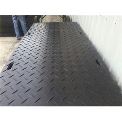 盛通橡塑纯料生产(图)|泥泞路面铺路垫板厚度|十堰铺路垫板图片