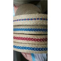 威海 鞋材麻编织带,凡普瑞织造(在线咨询),鞋材麻编织带用途图片